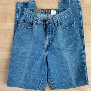 Vintage express jeans high waisted high rise 26